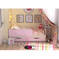 Кровать Алиса 1600мм,1800мм