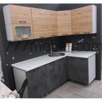 Кухня Лофт 2100х1200мм