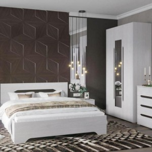 Кровать Валенсия  1400мм,1600мм