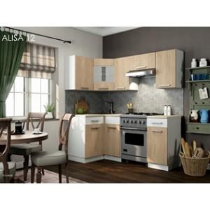 Кухня  Алиса 12 угловая