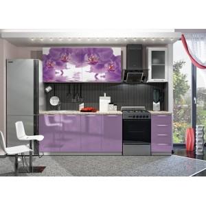 Кухня Орхидея 1600мм,1800мм,2000мм