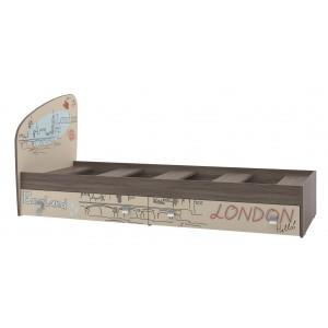 Кровать Лондон кр19