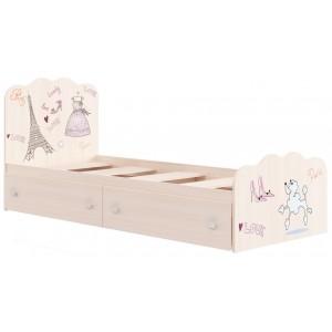 Кровать Париж КР18