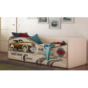 Кровать Ретро кр3