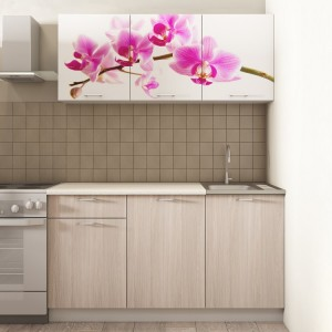 Кухня Легенда 15 Орхидея